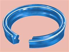 Rod Seals Blue